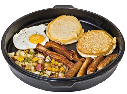 Camp Chef DO10-6 Quart Dutch Oven Pre-Seasoned Cast Iron with Lift Tool and Lid by Camp Chef (Image #5)