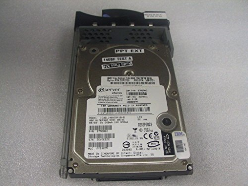 (IBM eSERVER xSERIES 146GB 10K ULTRA320 SCSI HARD DRIVE 32P0731 32P0728)
