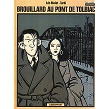 BROUILLARD AU PONT DE TOLBIAC (NOIR ET BLANC)