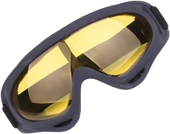 ADXD Gafas de Nieve Gafas de Esquí Antiniebla Gafas de ...