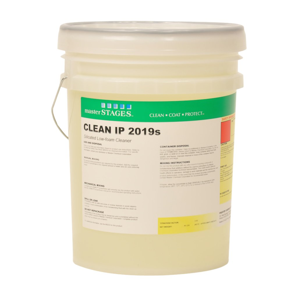 Master STAGES CLEANIP2019S/1 IP 2019s Cleaner, Light Yellow, 1 gal Jug: Amazon.com: Industrial & Scientific