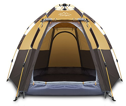 2 & 3 Person Camping Tent Toogh 3 Season Backpacking tent Sundome pop up Tents for Outdoor Sports