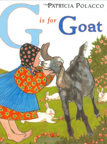 G is For Goat PDF
