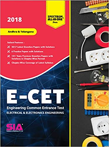 Amazon.in: Buy E-CET - 2018 (Electrical & Electronics Engineering ...