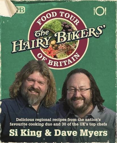 The Hairy Bikers' Food Tour of (Hairy Bikers Cookbook)