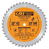 CMT 251.042.10 10-Inch by 42 Tooth 5/8-Inch Bore ITK General Purpose saw Blade