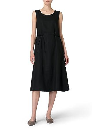 2445987f14 Vivid Linen A Line Dress at Amazon Women s Clothing store