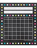 Teacher Created Resources Chalkboard Brights Incentive Charts Pack (5625)