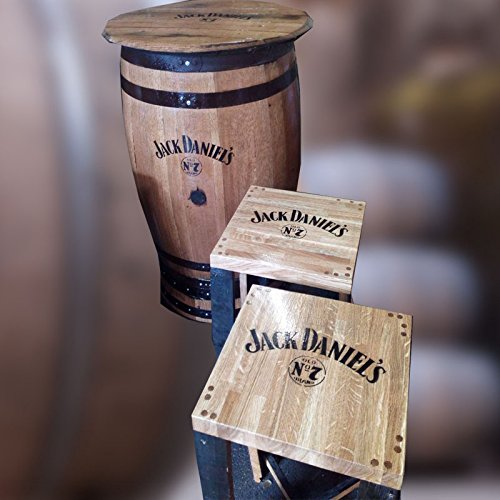 Jack Daniels Fass Tisch.Cheeky Chicks Ltd Jack Daniels Whisky Fass Aus Solidem