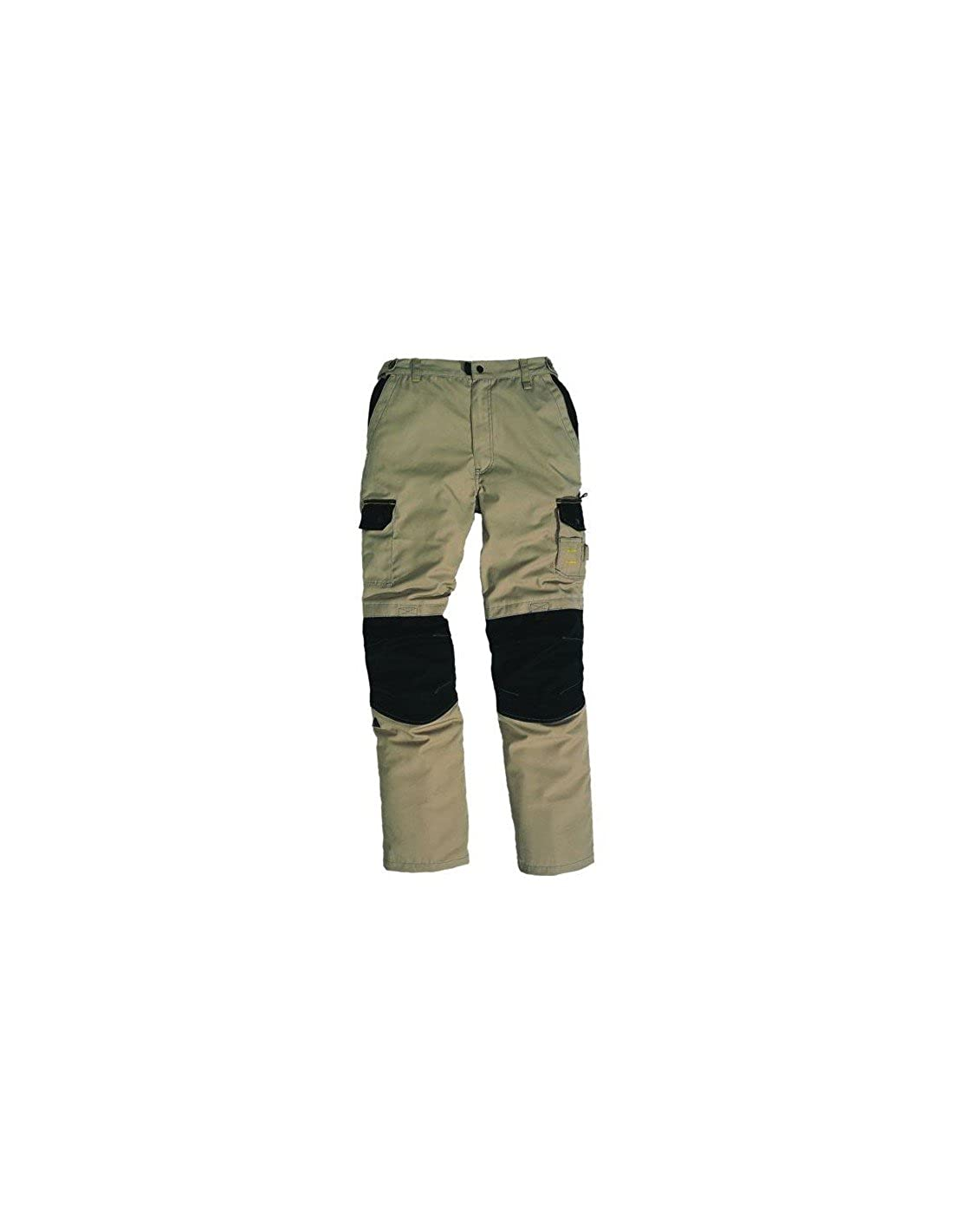 Delta Plus Panoply M5PA2 Mens Cordura Work Trousers Pants Cargo Knee Pad Pockets