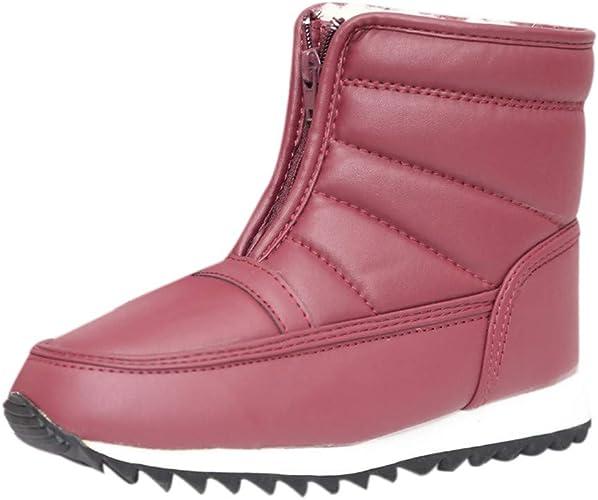 Schneeschuhe Frauen Winterstiefel Mutter Schuhe rutschfeste
