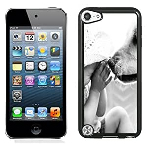 Designed For Iphone 6 4.7 Inch Case Cover Baby and Puppy 01 Phone