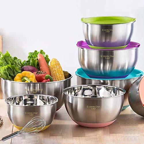 15% savings on mixing bowls with airtight lids
