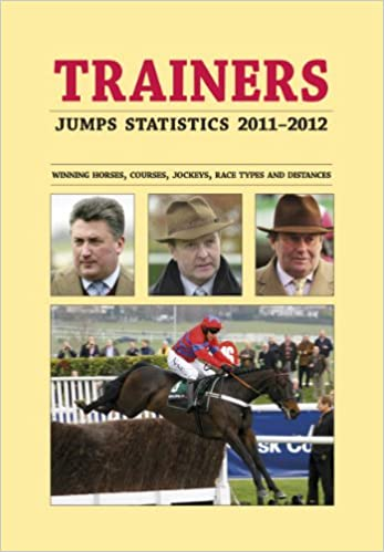 Trainers Jumps Statistics 2011-2012