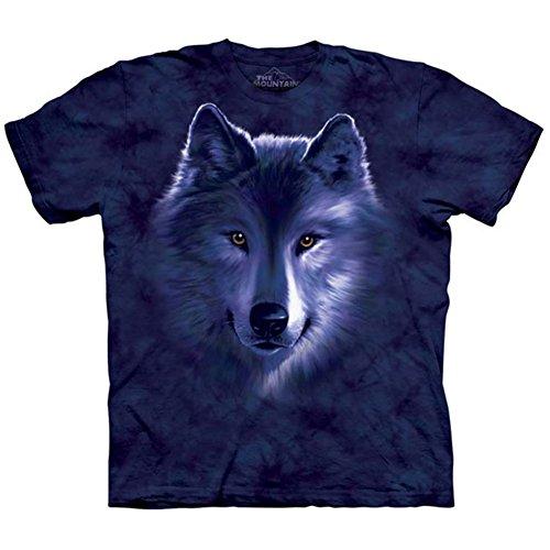 Wolf Fade / Wolf - Kinder T-Shirt von The Mountain