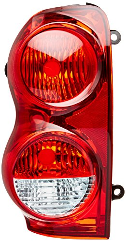 Depo 334-1910L-UF Tail Light Assembly (DODGE DURANGO 04-09 DRIVER SIDE NSF)