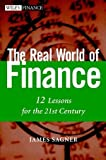 The Real World of Finance, James Sagner, 047120997X