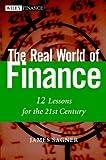 The Real World of Finance, James Sagner, 047120997X