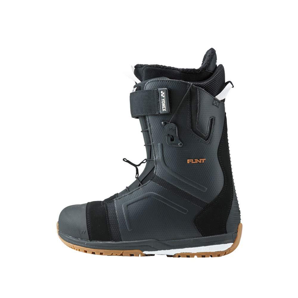 18-19 ヨネックス フリント ブーツ YONEX FLINT 黒 スノーボード スノボ メンズ 男性用 2019_25.0cm