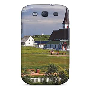 Premium Protection Church By The Sea Case Cover For Galaxy S3- Retail Packaging