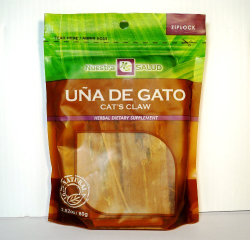 Cat's Claw Herbal Tea UNA De Gato
