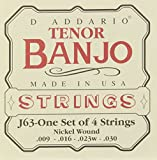 D\'Addario J63 Tenor Banjo Strings
