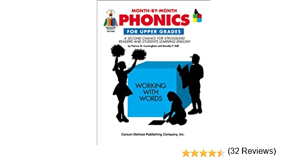 Counting Number worksheets inflectional endings worksheets 2nd grade : Amazon.com: Month-by-Month Phonics for Upper Grades: A Second ...