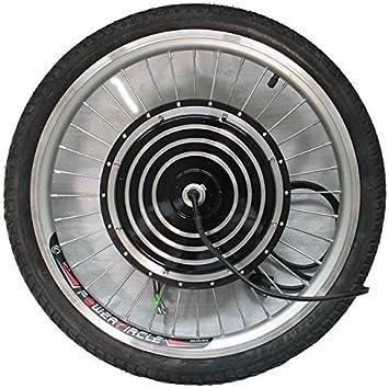 HYLH Bicicleta eléctrica 36V 48V 350W 20