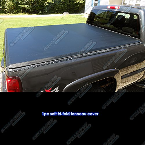 APS TC-MTC0360 Black Bed Cover Tonnomax Clamp for select GMC ()