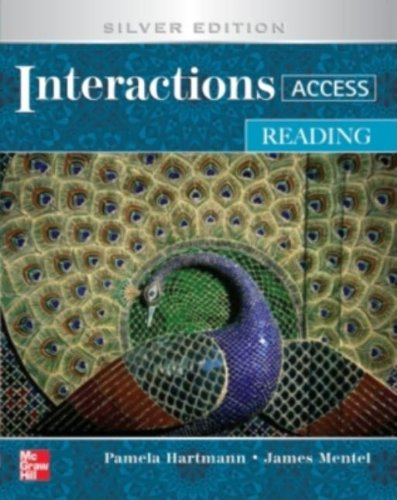 Interactions Access Reading, Silver Edition
