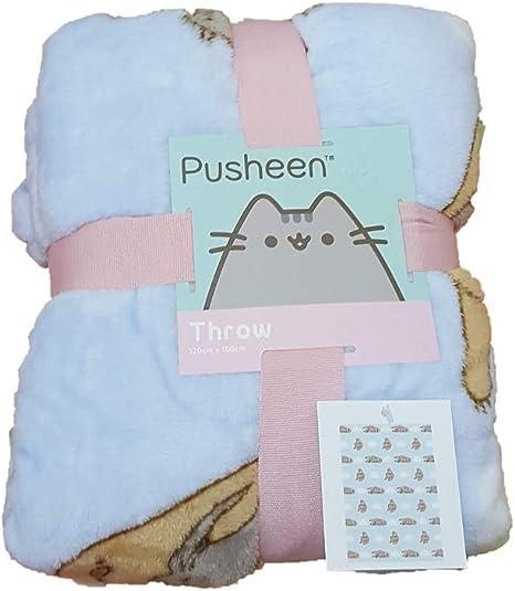 Pusheen Parure de lit Multicore Double