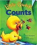 Little Quack Counts, Lauren Thompson, 1416960937