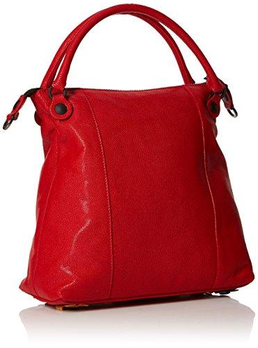 Rosso Tg Razza M Bag Studio Black Gabs Women's Red Shopping amp; Gabs Gsac qXX7xRFaw
