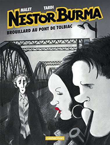 Nestor Burma, Tome 1 : Brouillard au pont de Tolbiac by