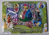 Disney Fairies Make-up Kit & Jewelry TinkerBell and the Pixie Hollow Games
