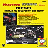 Diesel Manual de Reparación del Motor, Haynes Manuals Editors, 1620920212