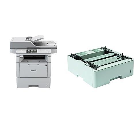 Brother DCP-L6600DWT - Impresora multifunción láser ...