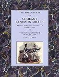 Adventures of Serjeant Benjamin Miller, Benjamin Miller, 1843428636