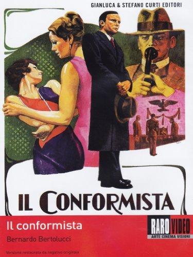 The Conformist (1970) ( Il conformista ) ( Der Konformist (Le conformiste) ) [ NON-USA FORMAT, PAL, Reg.2 Import - Italy ] by Jean-Louis Trintignant