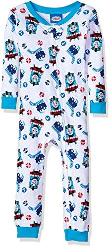 Thomas The Train Baby Boys Uniform Footed Blanket Sleeper