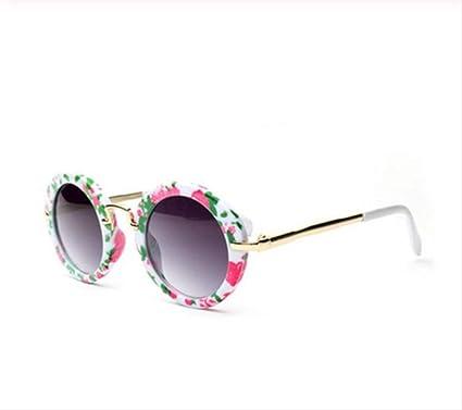 Gafas de sol redondas de moda para niños Gafas de sol para ...