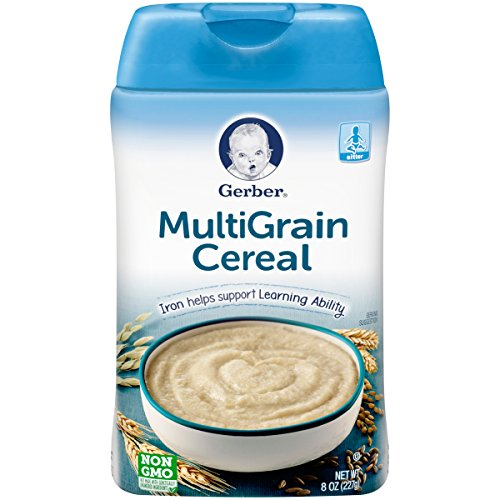 Gerber Multigrain Baby Cereal Pack