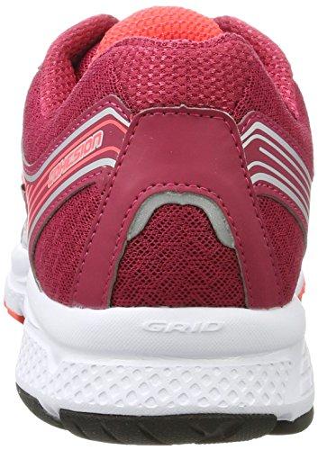 Laufschuhe Red Grey Damen 10 Grau Saucony Cohesion B4wqT