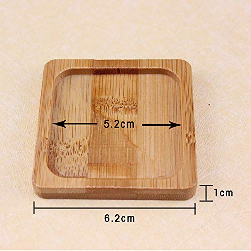 Autumn Water bamboo fruit plates dried wood trays