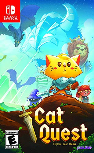 Cat Quest - Nintendo Switch