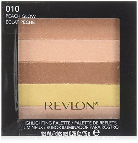 Revlon Highlighting Pallette Peach Glow