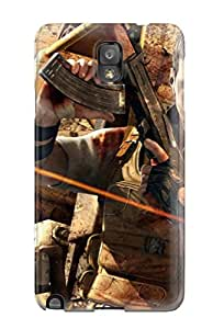 Galaxy Note 3 Case Cover Far Cry Video Game Far Cry 2 Case - Eco-friendly Packaging