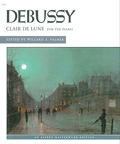 Clair de lune: from Suite Bergamasque (Alfred Masterwork Edition) ()