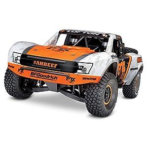 Traxxas Unlimited Desert Racer Rc Race Truck, Orange