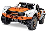 Traxxas Unlimited Desert Racer 4X4 RC Race Truck - White